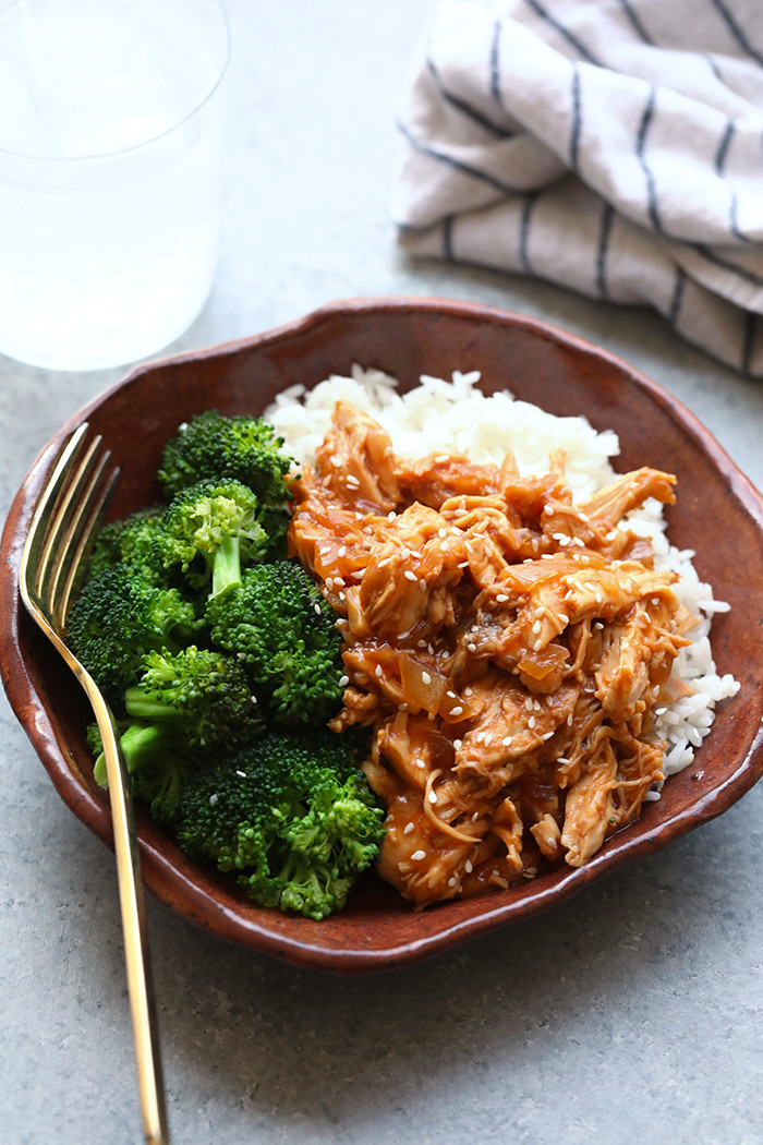 Healthy Chicken Slow Cooker Recipes  59 Slow Cooker Chicken Recipes That Make Losing Weight