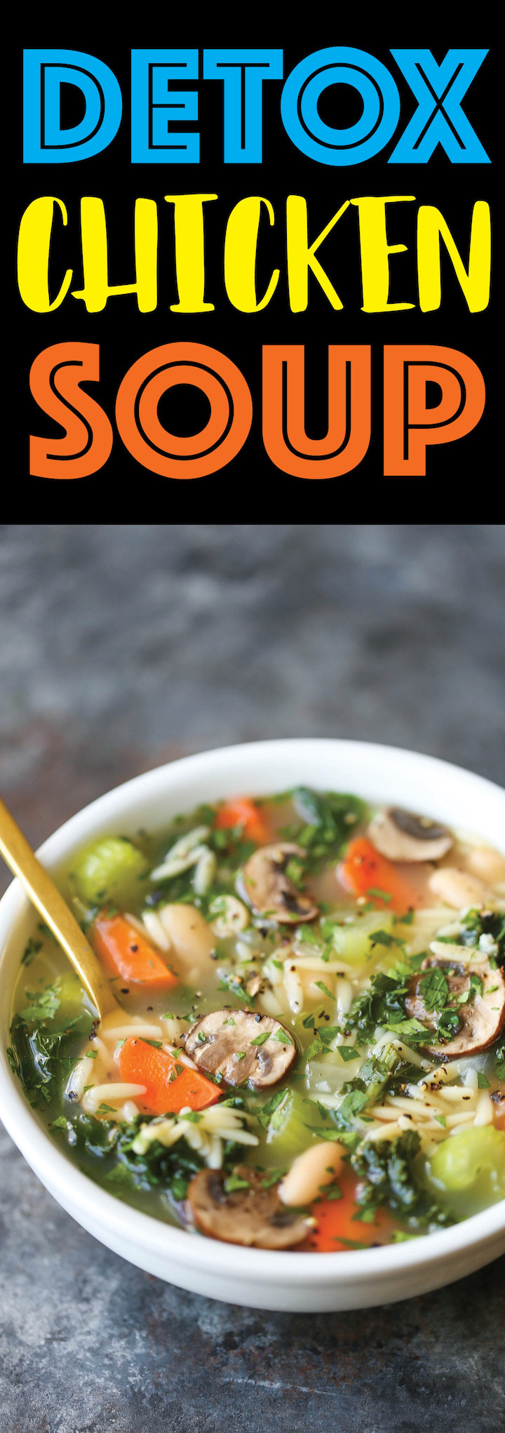 Healthy Chicken Soup  37 Healthy Weight Loss Chicken Recipes That Are Packed