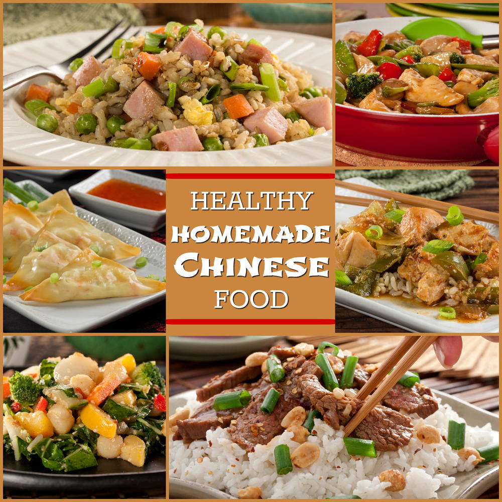 Healthy Chinese Recipes  Healthy Homemade Chinese Food 8 Easy Asian Recipes