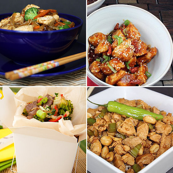 Healthy Chinese Recipes  Food low calorie foods