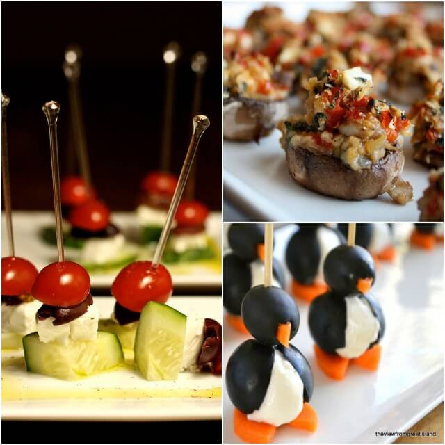 Healthy Christmas Appetizers  100 Healthy Holiday Appetizer Recipes Cocktail Party