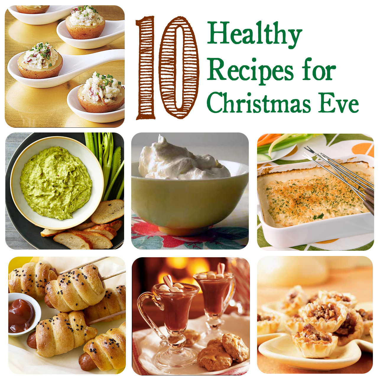 Healthy Christmas Appetizers  My Inspired Home Christmas Eve Healthy Appetizers