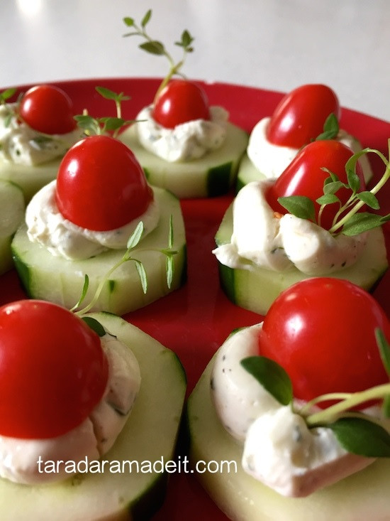 Healthy Christmas Appetizers  Foo Friday Holiday Appetizers