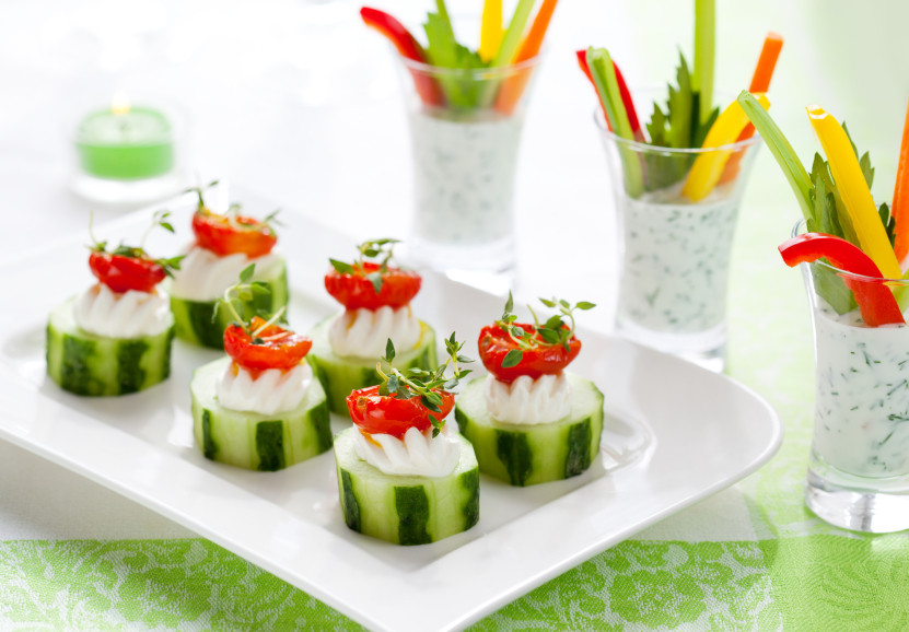 Healthy Christmas Appetizers  Healthy eating for the holidays – News from Cooperative