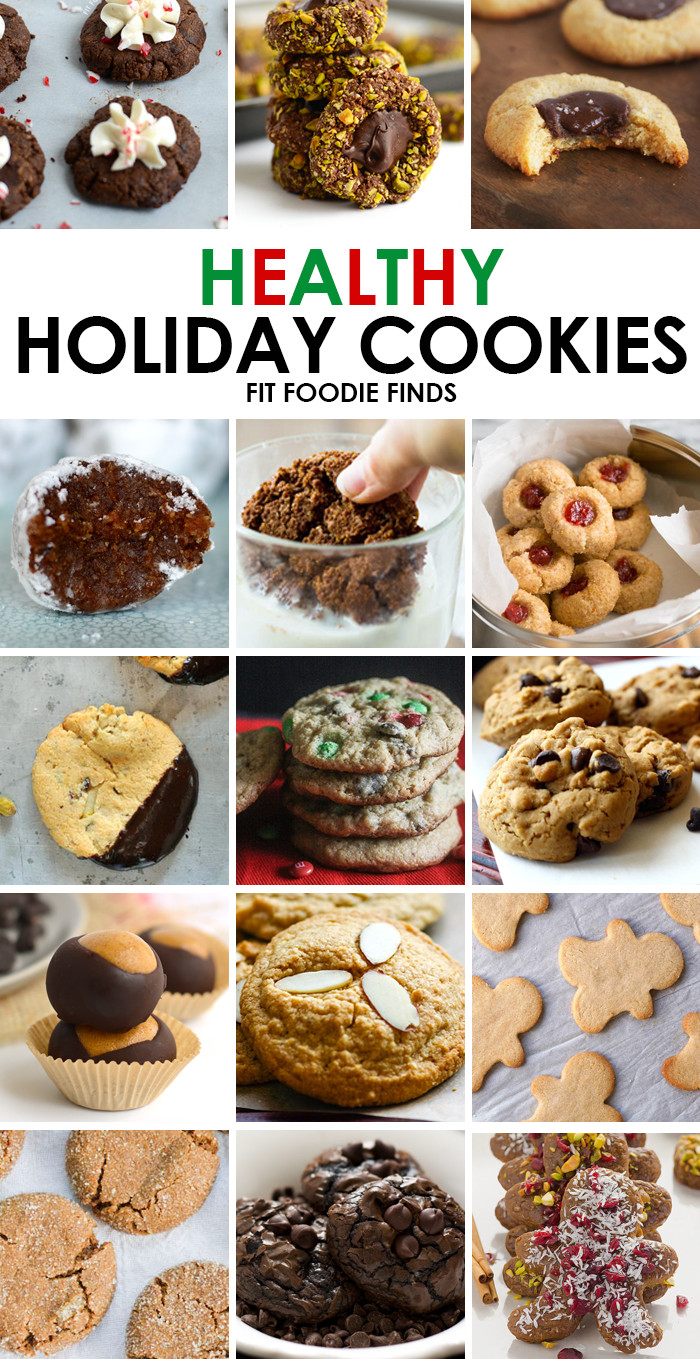 Healthy Christmas Cookies  1000 ideas about Healthy Christmas Cookies on Pinterest