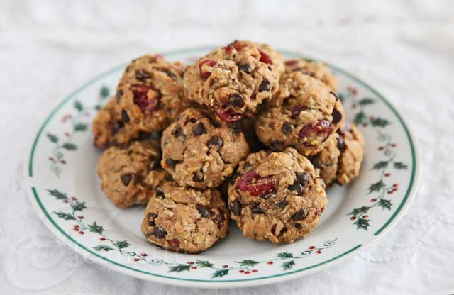 Healthy Christmas Cookies  28 Healthy Holiday Cookie Recipes Fit Foo Finds