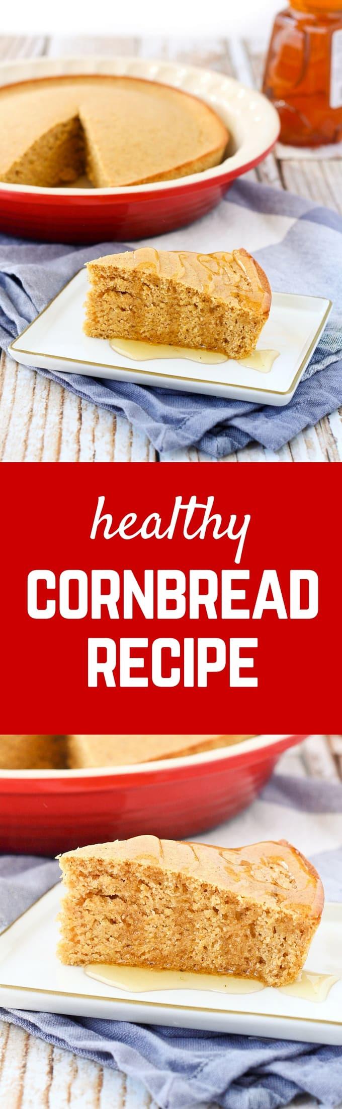 Healthy Cornbread Recipe  Healthy Cornbread Recipe whole wheat Rachel Cooks
