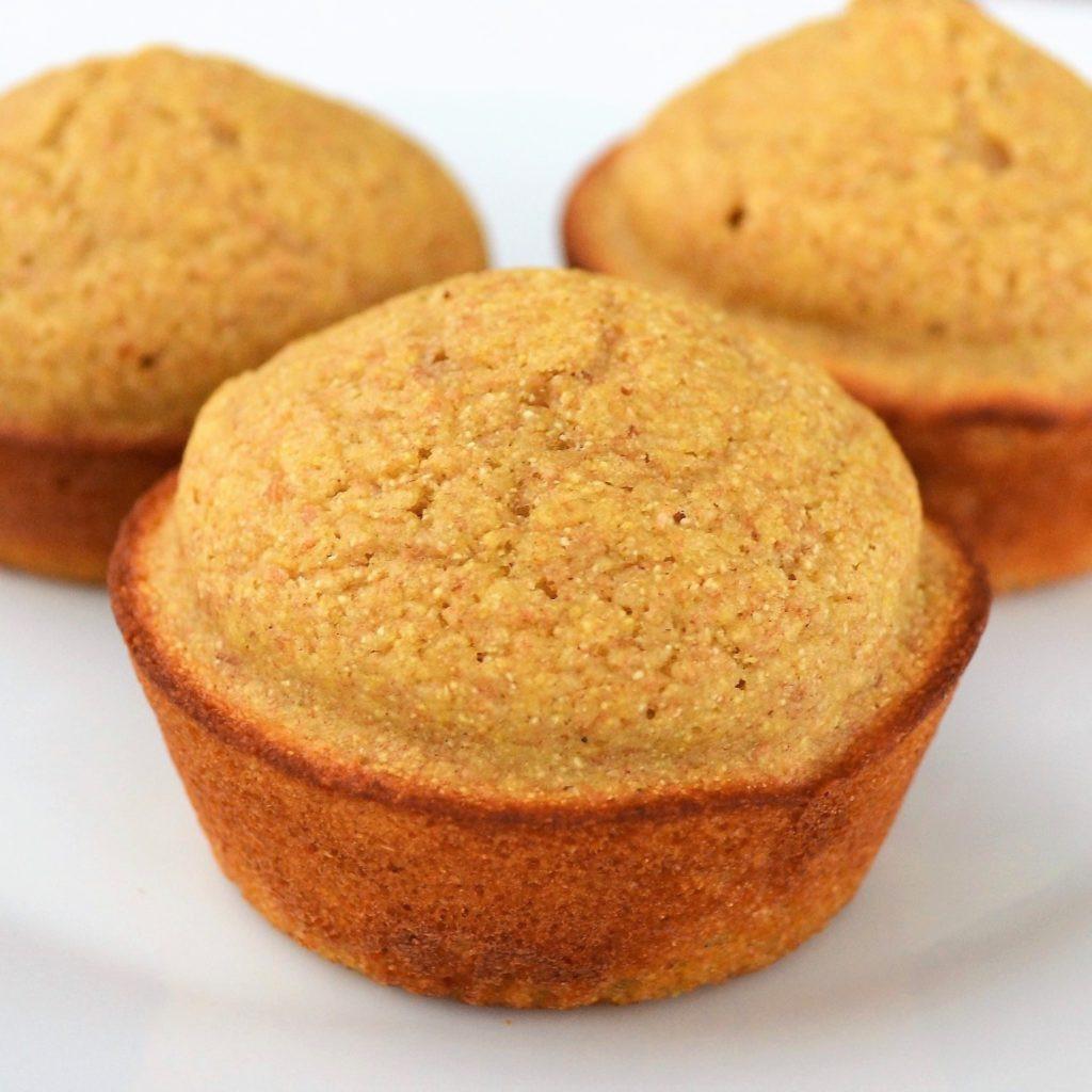 Healthy Cornbread Recipe  Healthy Cornbread Muffins Recipe The Sum of Yum