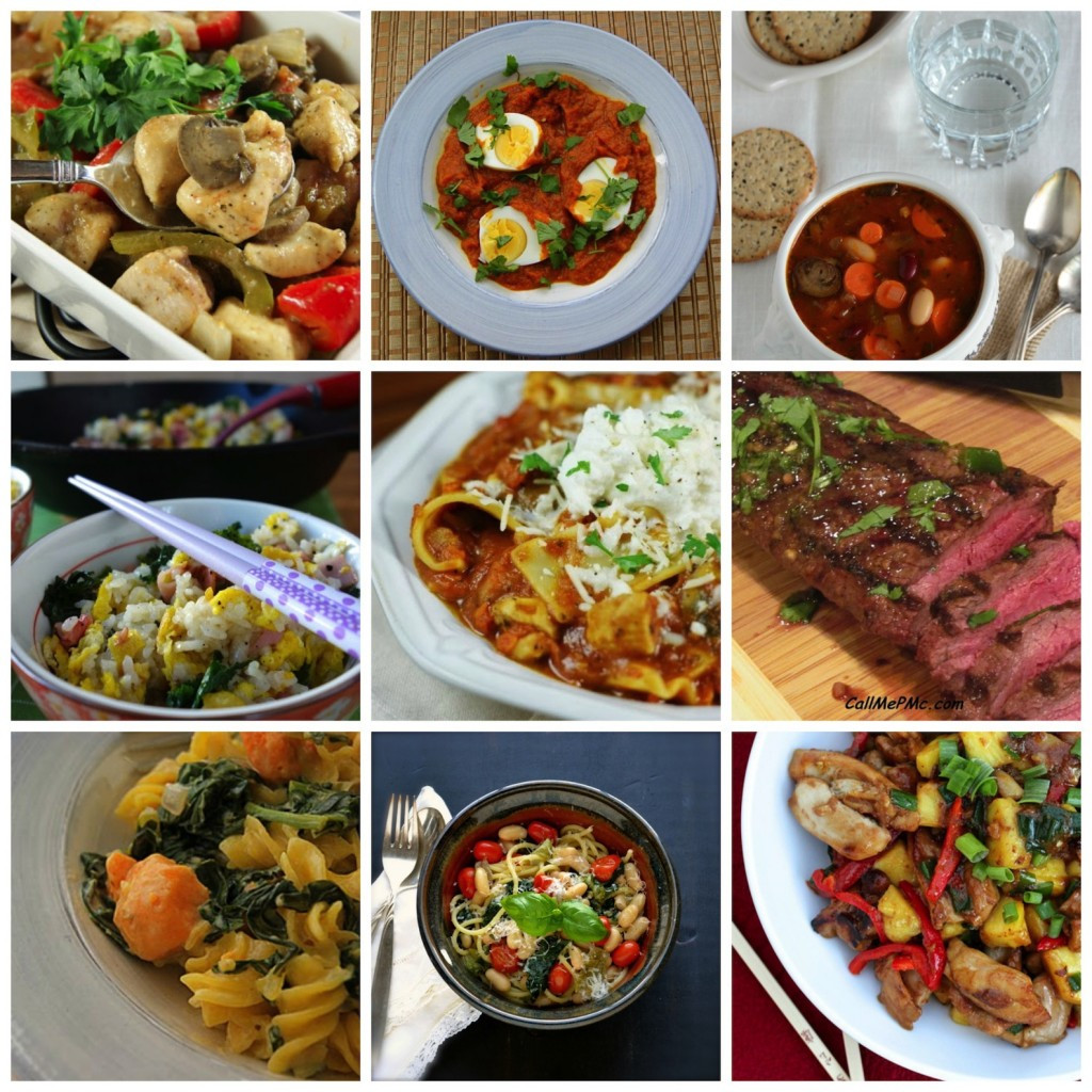 Healthy Dinner Ideas For Family  50 Easy Healthy Family Meals