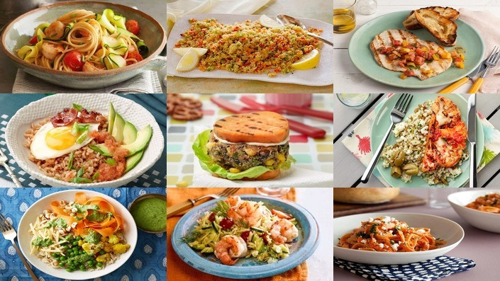 Healthy Dinner Ideas For Family  55 Healthy Family Dinners Recipes