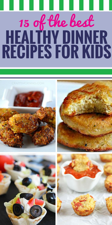 Healthy Dinner Ideas For Kids  healthy dinner ideas for kids