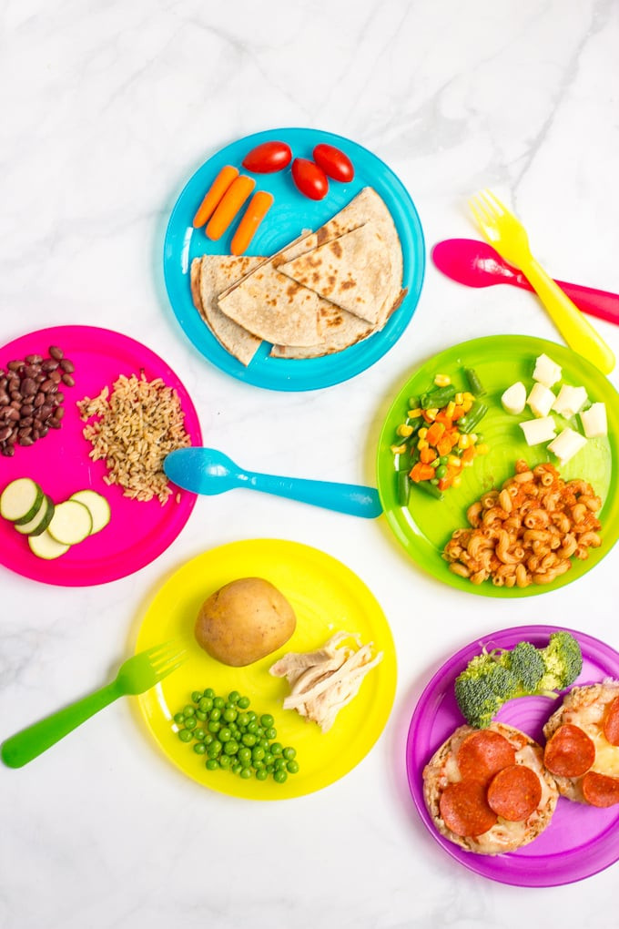 Healthy Dinner Ideas For Kids  Healthy quick kid friendly meals Family Food on the Table