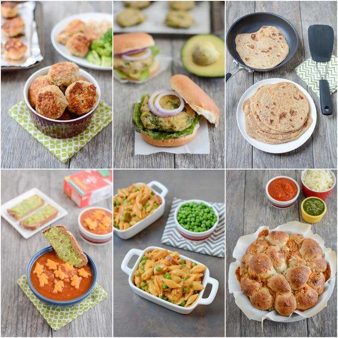 Healthy Dinner Ideas For Kids  25 Kid Friendly Food Prep Recipes