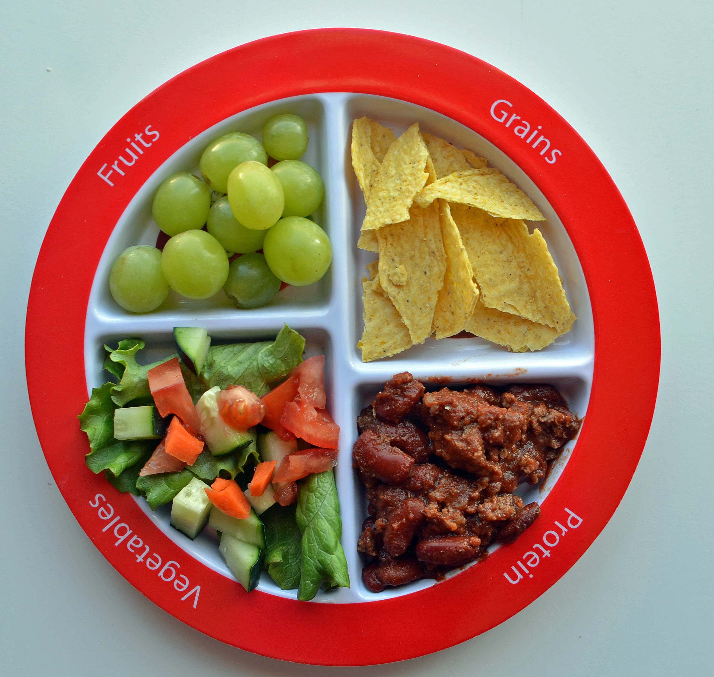 Healthy Dinner Ideas For Kids  Guide to Toddler Portion Sizes
