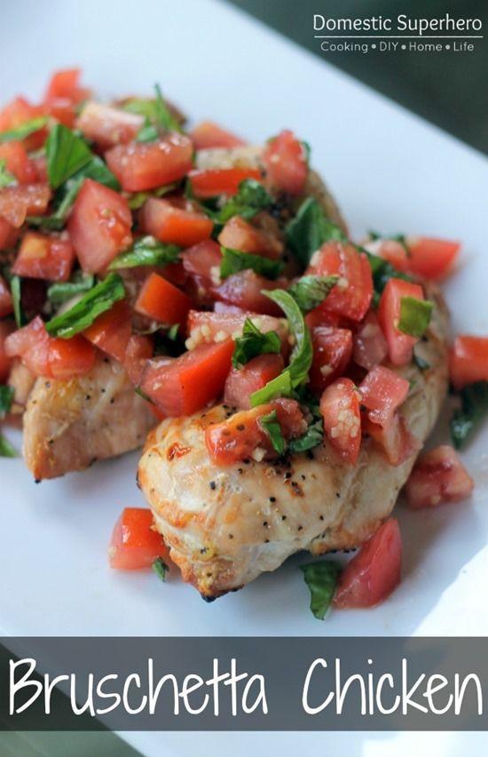 Healthy Dinner Ideas Pinterest  Best 25 Easy healthy dinners ideas on Pinterest