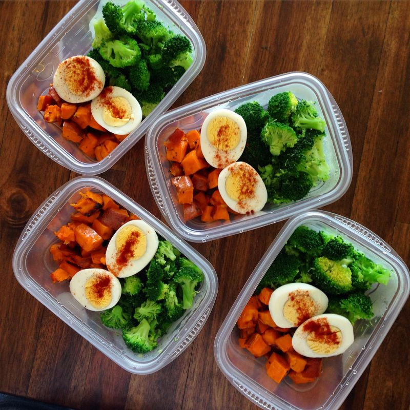 Healthy Dinner Ideas Pinterest  Meal Prep Ideas for Beginners Healthy Lunch Recipe for
