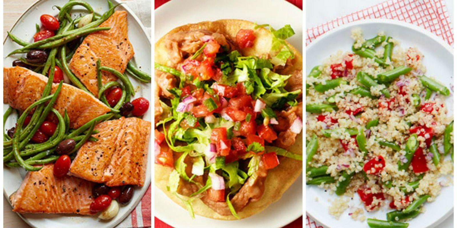 Healthy Dinner Recipes Easy  15 Easy Heart Healthy Recipes Quick Heart Healthy Meals