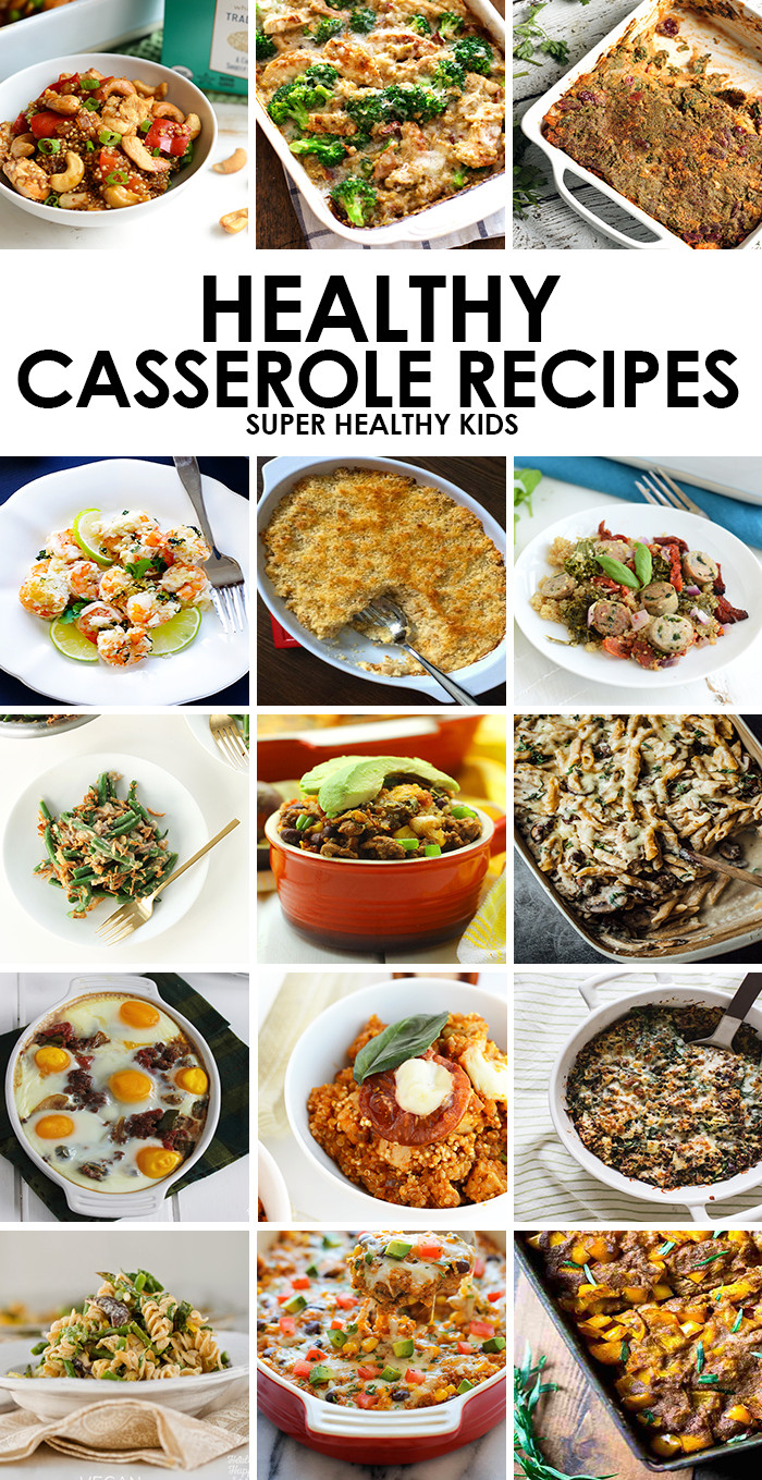 Healthy Dinner Recipes Easy  15 Kid Friendly Healthy Casserole Recipes