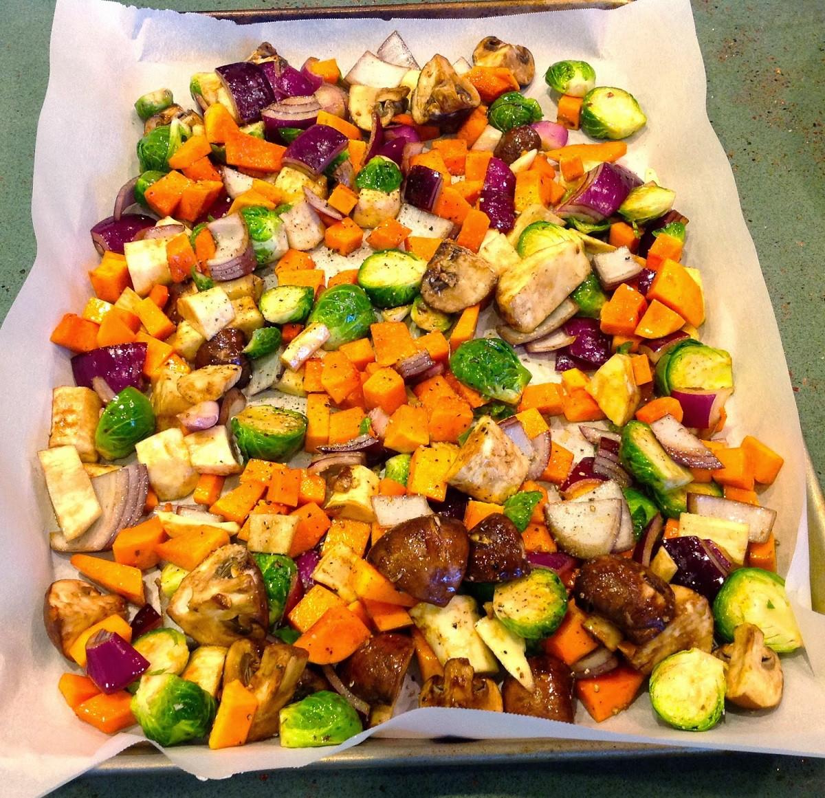 Healthy Dinner Recipes Easy  quick healthy recipes