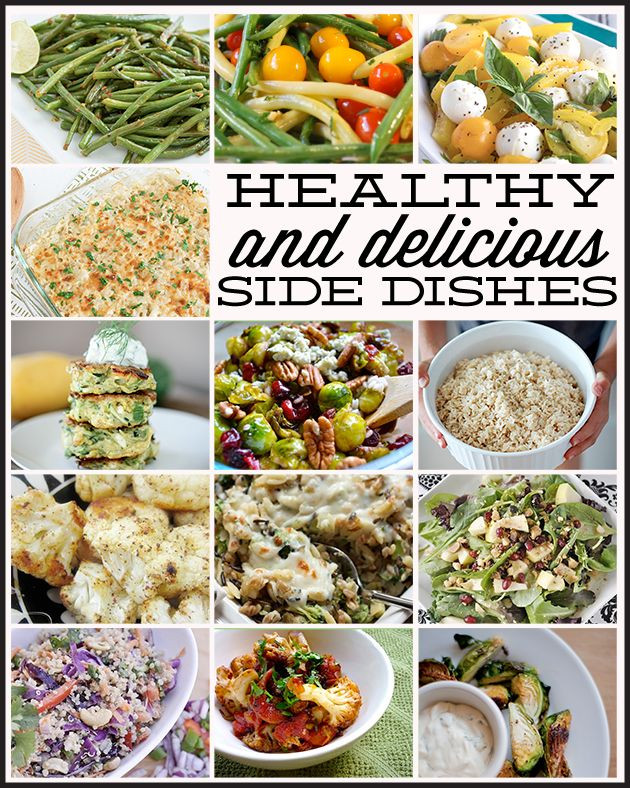 Healthy Dinner Sides  74 best images about Side dishes on Pinterest