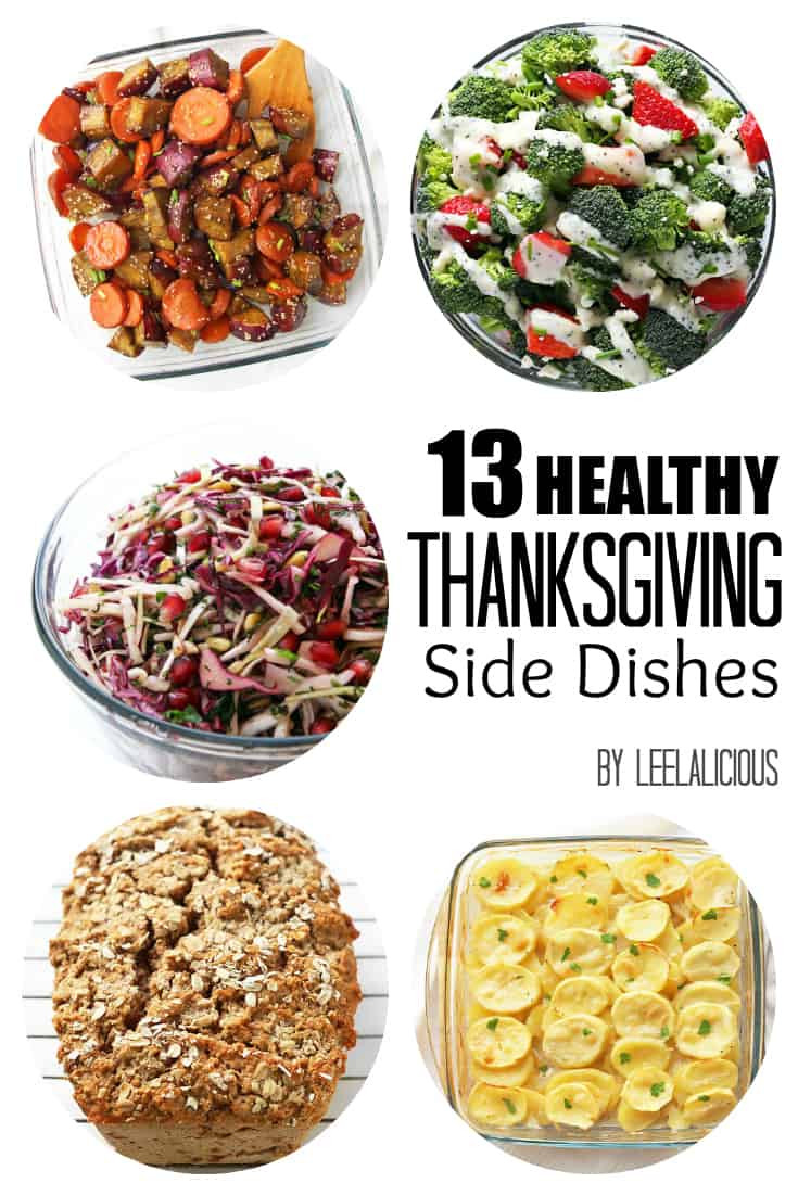 Healthy Dinner Sides  Healthy Side Dishes • LeelaLicious