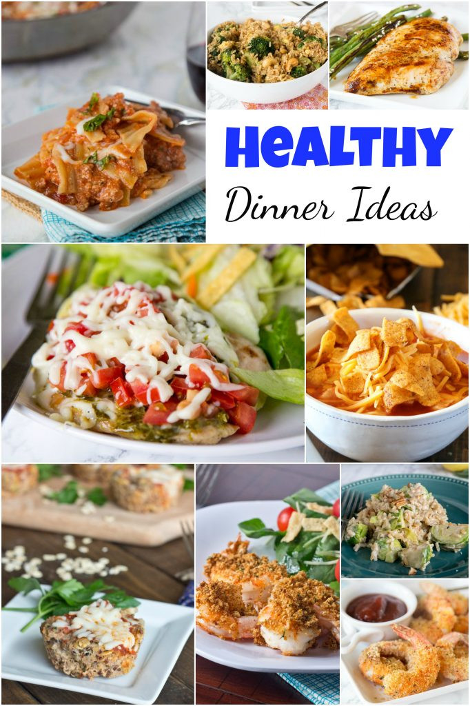 Healthy Dinners For Two  Healthy Dinner Ideas Dinners Dishes and Desserts