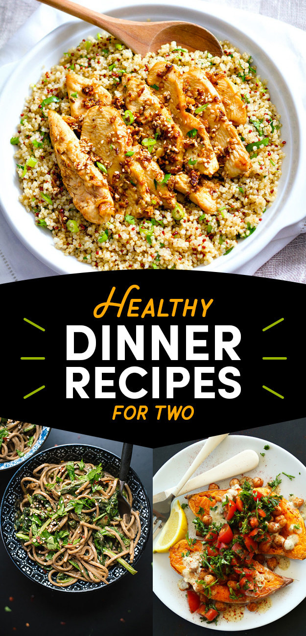Healthy Dinners For Two  12 Date Night Dinners That Are Also Healthy