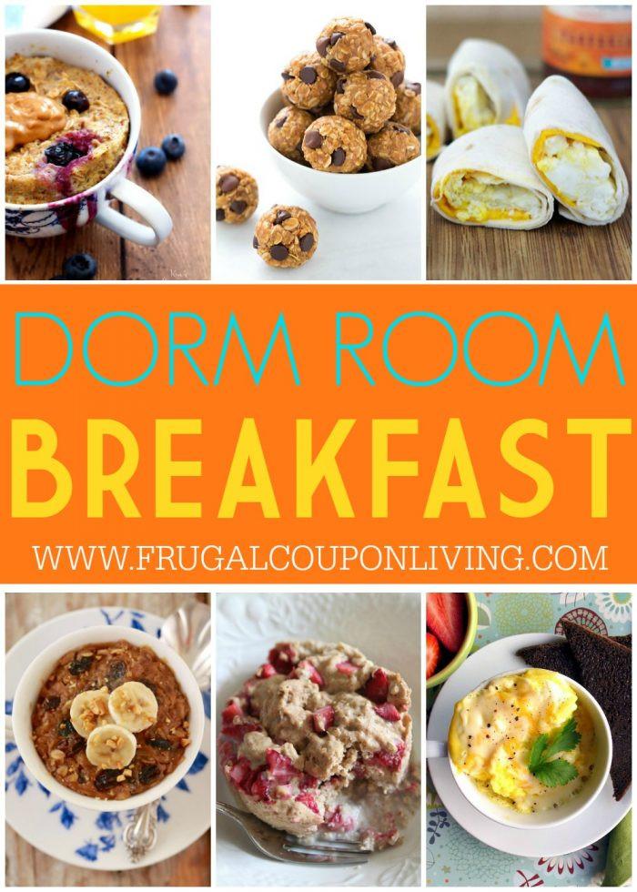Healthy Dorm Snacks  No Bake Dorm Room Recipes You Want to Eat
