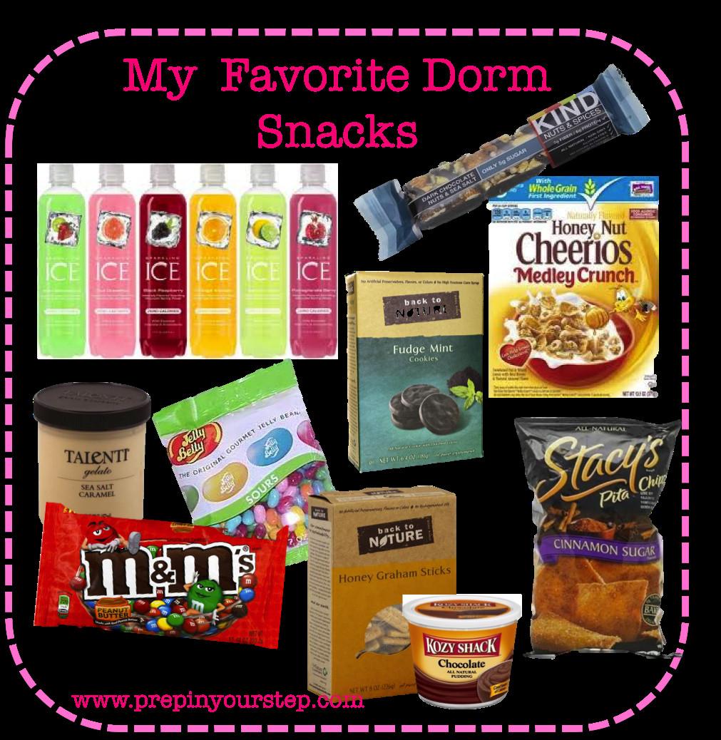 Healthy Dorm Snacks  Prep In Your Step My Favorite Dorm Snacks