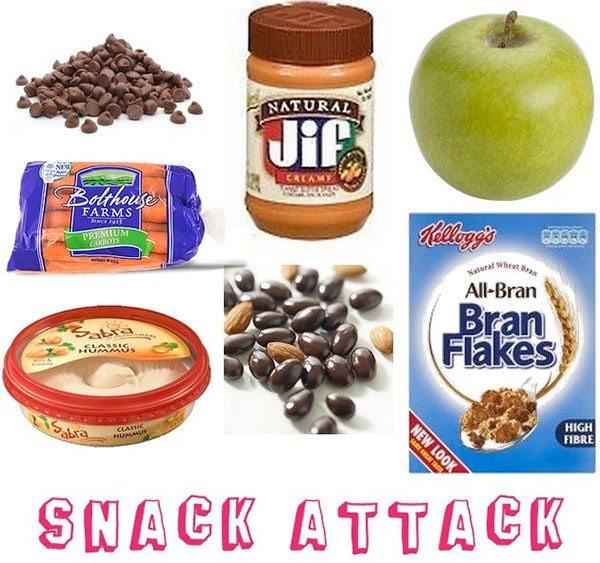 Healthy Dorm Snacks  Things We Pinned & Alumni Advice Dorm Room Essentials