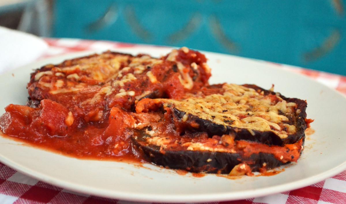 Healthy Eggplant Parmesan Recipe  Healthy and Easy Eggplant Parmesan