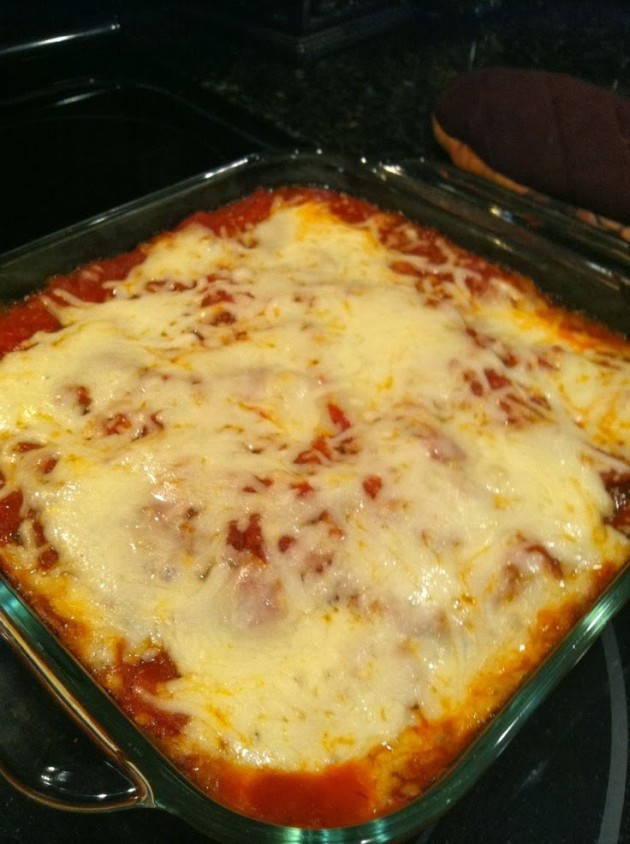 Healthy Eggplant Parmesan Recipe  The Middle Way of Healthy Eating – Shapeshifting