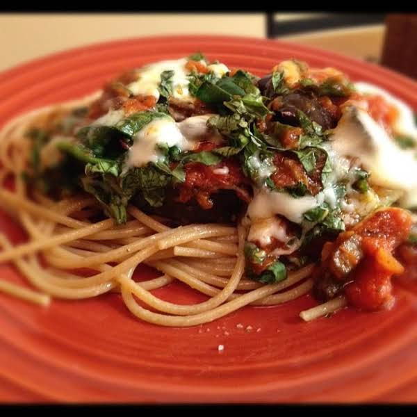 Healthy Eggplant Parmesan Recipe  Healthy Eggplant Parmesan Recipe
