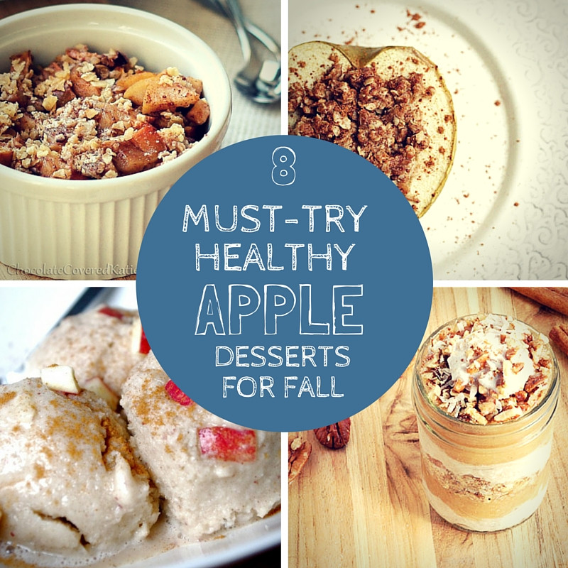 Healthy Fall Desserts  8 Must Try Healthy Apple Desserts for Fall Up Run for Life