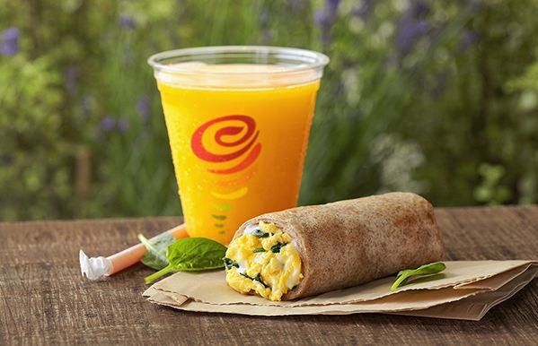 Healthy Fast Food Breakfast Options  5 Healthy Fast Food Breakfast Options for Crazy Busy