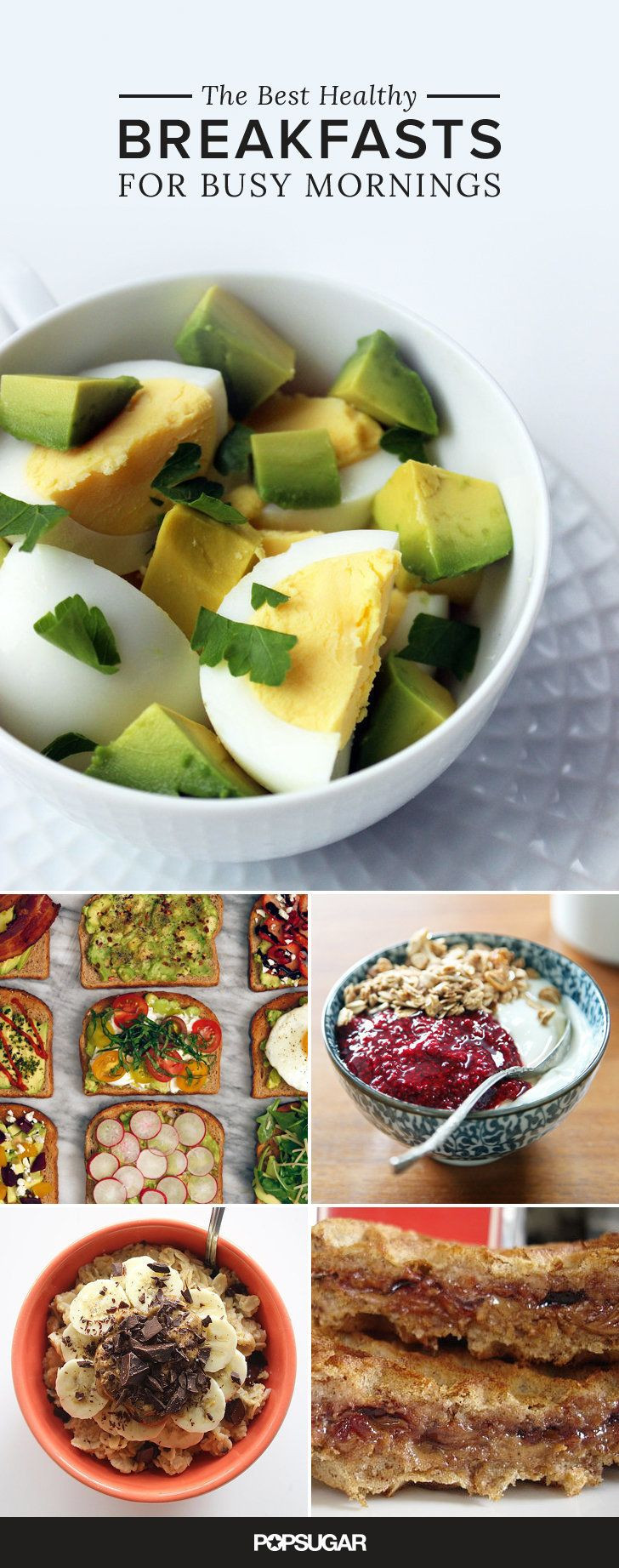 Healthy Fast Food Breakfast Options  25 best ideas about Fast Healthy Breakfast on Pinterest