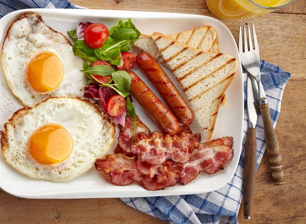 Healthy Fast Food Breakfast Options  18 High Protein Breakfast Ideas That Will Keep You Full
