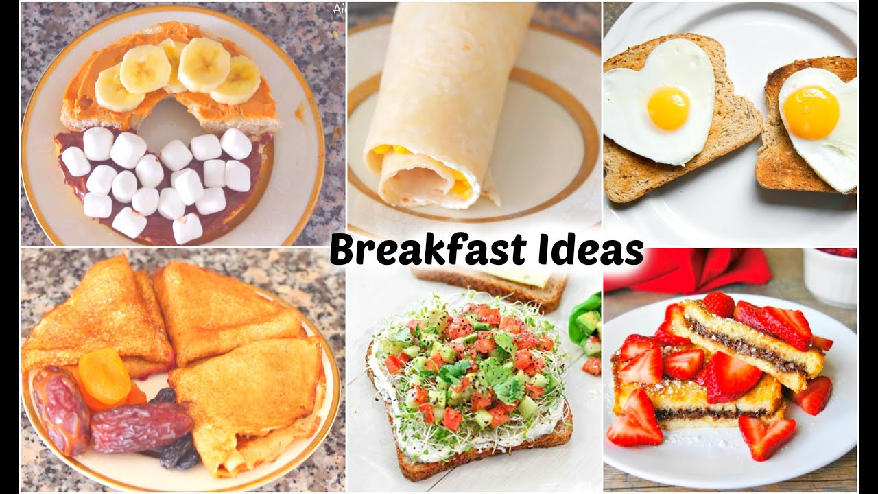 Healthy Fast Food Breakfast Options  Healthy & Quick Breakfast Ideas