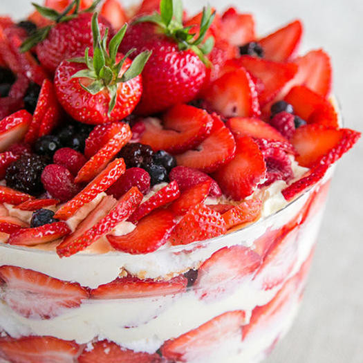Healthy Fruit Dessert Recipes  Healthy Dessert Recipes Fruit Desserts