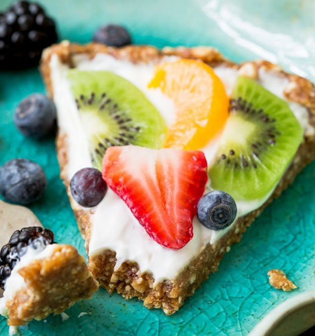 Healthy Fruit Dessert Recipes  100 Healthy dessert recipes on Pinterest