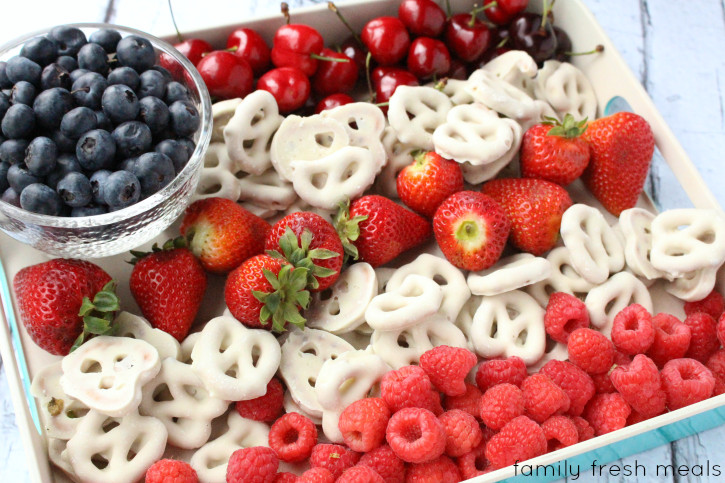 Healthy Fruit Dessert Recipes  Healthy 4th of July Desserts Eating Richly