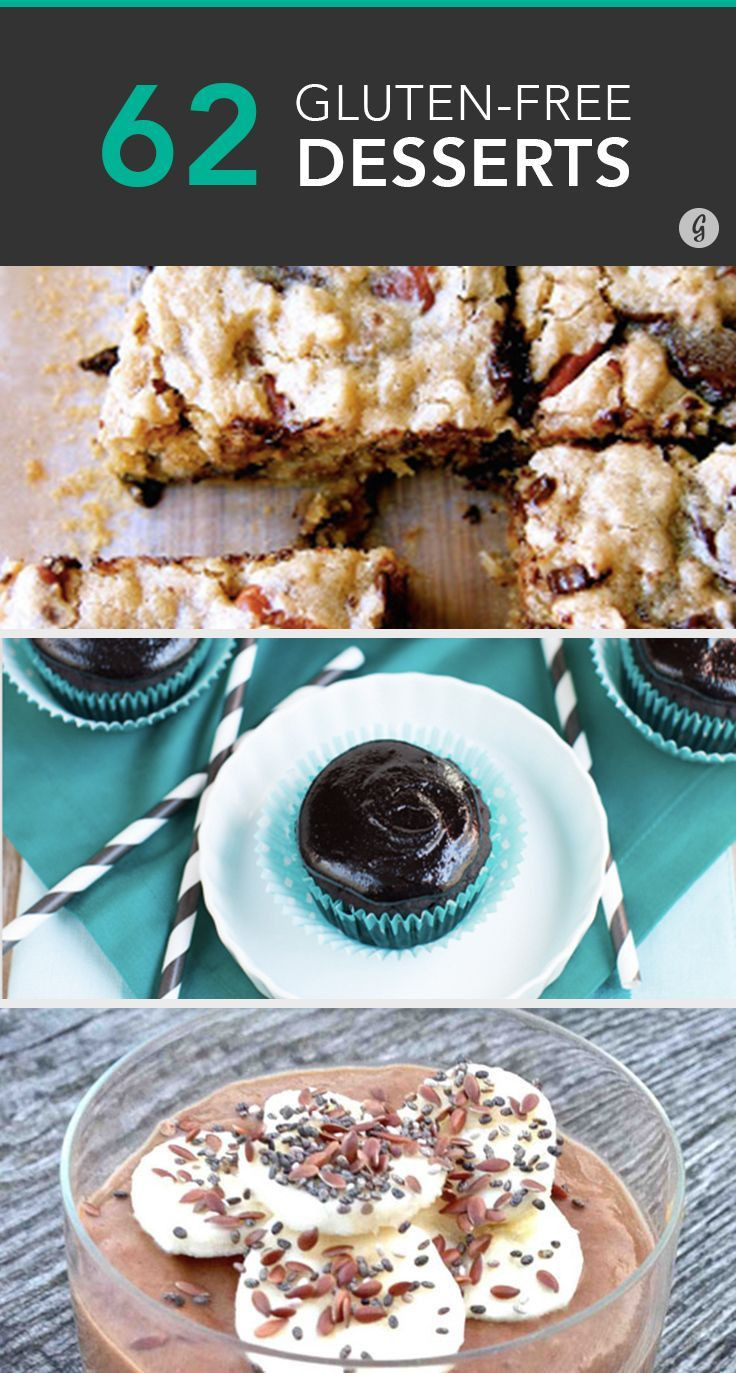 Healthy Gluten Free Desserts  17 Best images about Gluten Free on Pinterest