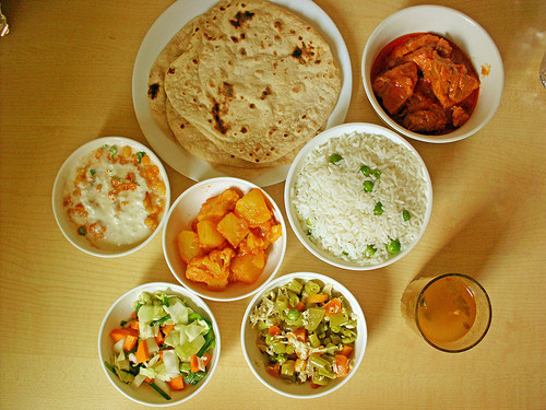 Healthy Indian Recipes  New Year Goals
