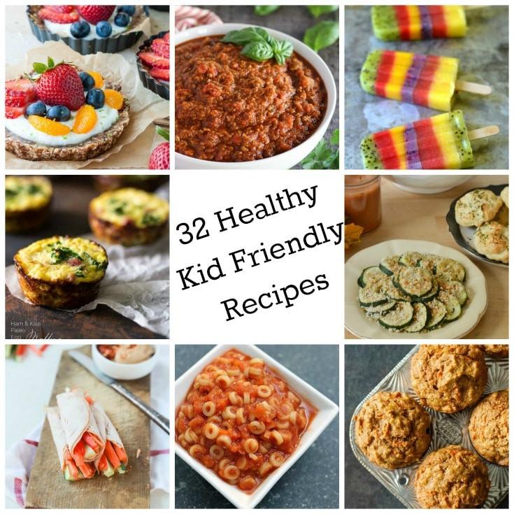 Healthy Kid Friendly Recipes  32 Healthy Kid Friendly Recipes A Cedar Spoon