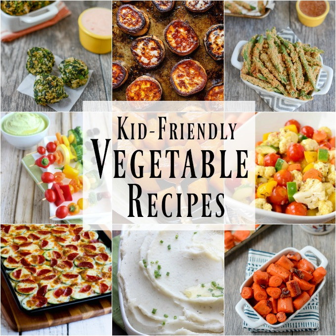 Healthy Kid Friendly Recipes  10 Kid Friendly Ve able Recipes