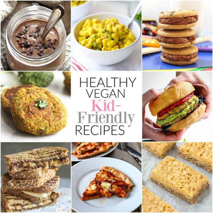 Healthy Kid Friendly Recipes  Kid Friendly Vegan Recipes