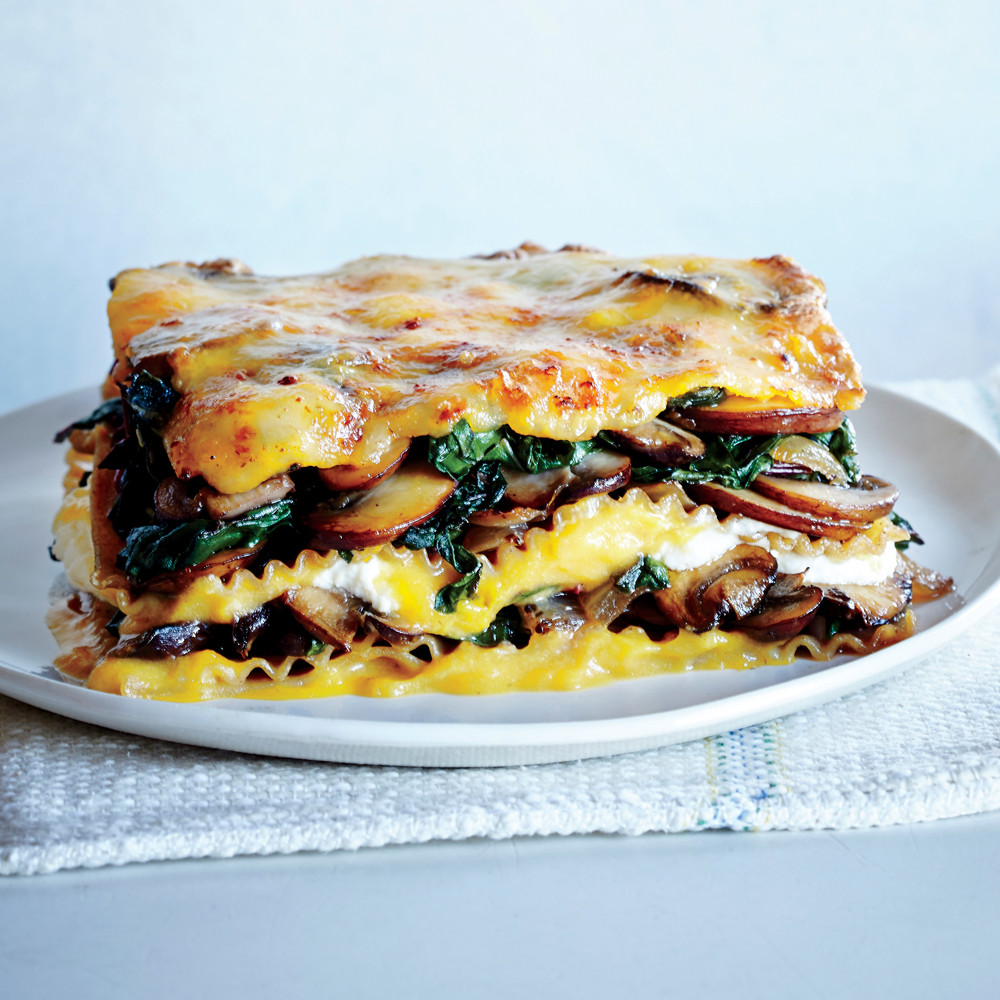Healthy Lasagna Recipes  Healthy Lasagna Recipes Cooking Light