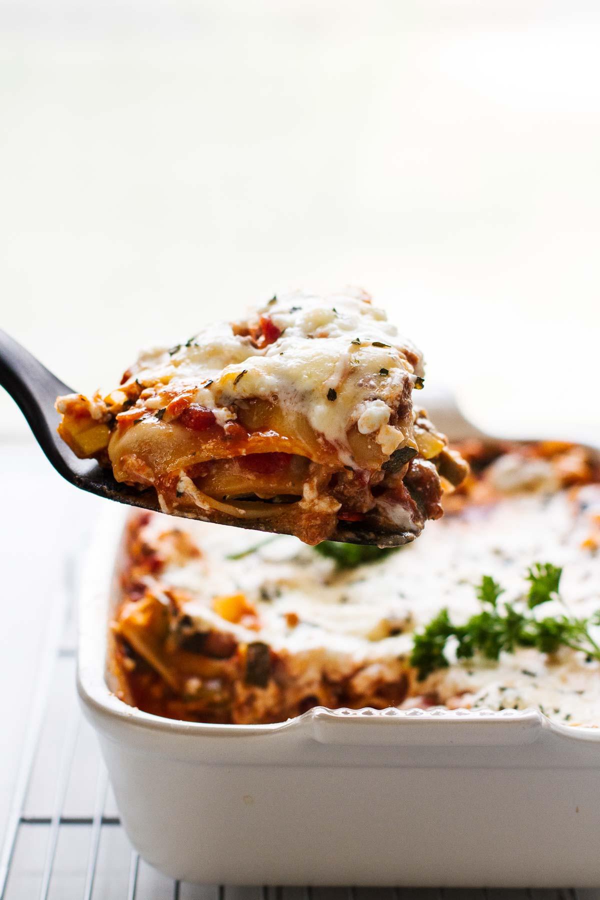 Healthy Lasagna Recipes  The BEST Easy Healthy Lasagna Recipe Jar Lemons