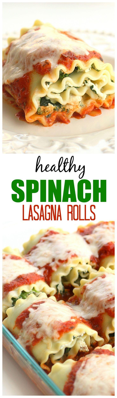 Healthy Lasagna Recipes  Healthy Recipes