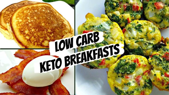 Healthy Low Carb Breakfast  Healthy Low Carb Breakfast Ideas Keto & Paleo Friendly